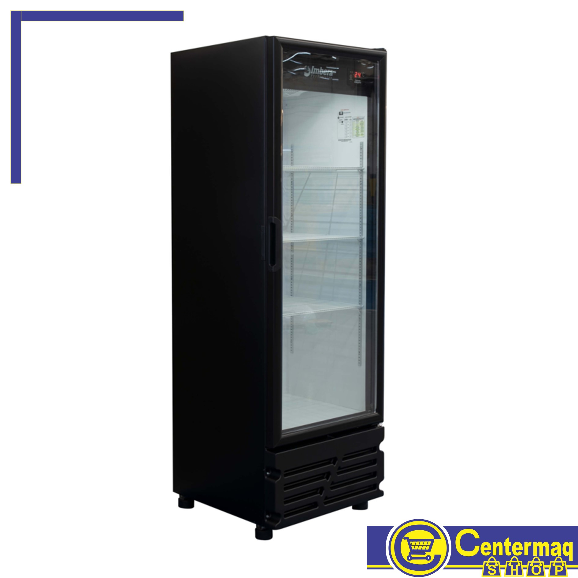 REFRIGERADOR SOFT DRINKS 454 LTS